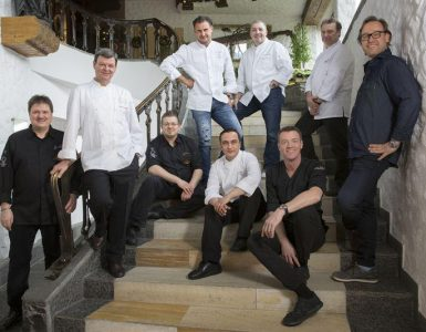 Kulinarisches Intermezzo zum 40. Jubilaeum