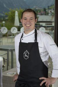 Aufsteiger des Jahres Sascha Kemmerer verteidigt erneut einen Michelin Stern für die Kilian Stuba im Travel Charme Ifen Hotel Kleinwalsertal