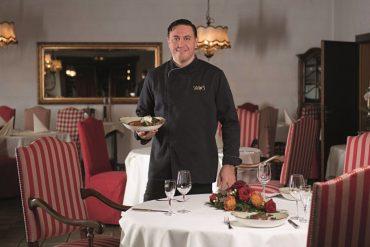 Neuer Chefkoch im Victor's Seehotel Weingärtner