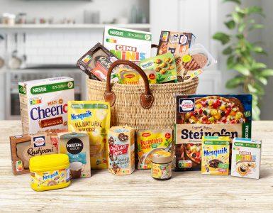 240 Nestlé-Produkte tragen bereits die Nährwertkennzeichnung