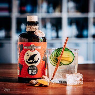 """Hamburg-Zanzibar Tumeric No. 1 bei den """"World Gin Awards 2021"""" als bester Gin der Welt in der Kategorie """"Flavoured"""" ausgezeichnet"""