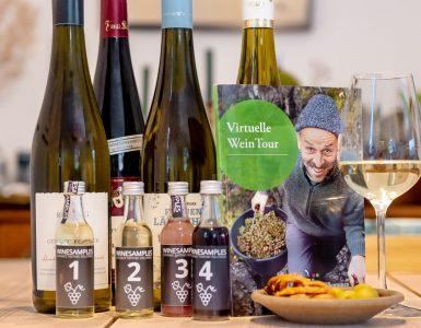 2. Virtuelle WeinTour geht an den Start