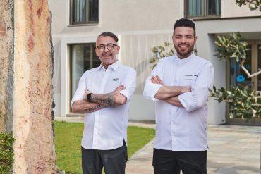 Francesco Leone ist neuer Chefkoch im Giardino Lago am Lago Maggiore