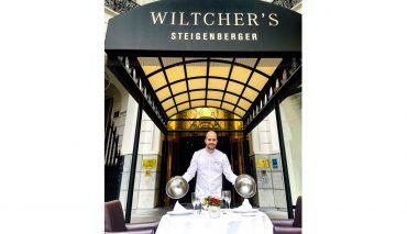 Private Dining Experience: Im Steigenberger Wiltcher's genießen Gäste Sterneküche auf dem eigenen Hotelzimmer