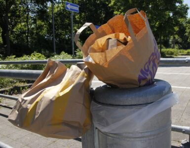 """planet e."" im ZDF über nachhaltiges Fast Food"