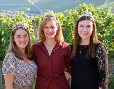 Deutsche Weinköniginnen