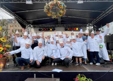 Rekord Leipziger Allerlei Köche