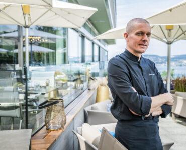Das Belvoir Restaurant & Grill unter Küchenchef Pascal Kleber hat die «Beste Speisekarte mit Aussicht»
